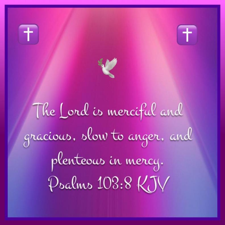 The Lord is Merciful