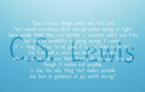 Christian Free Will