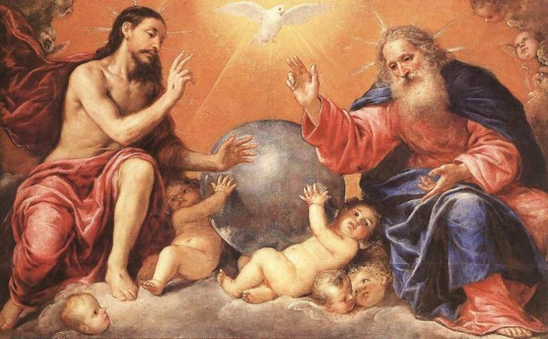 Richard of Saint Victor Picture of The Trinity