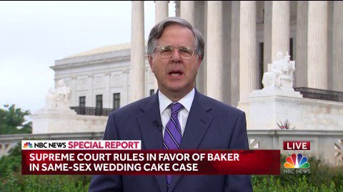 US Supreme Court rules narrowly for Colorado baker