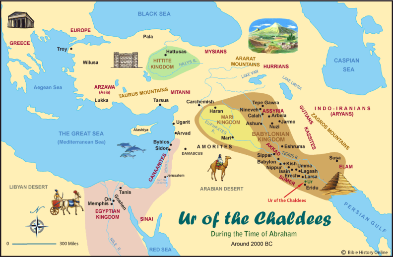 Ur of the Chaldees