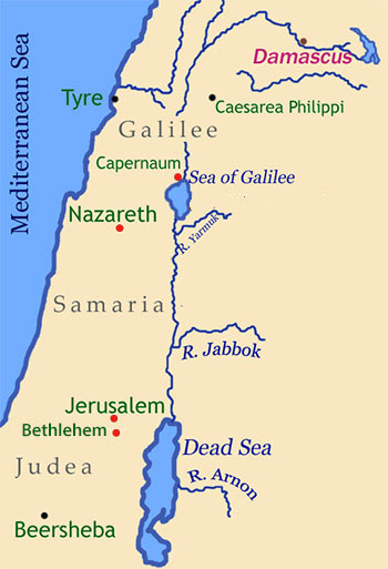 Nazareth of the Galilee