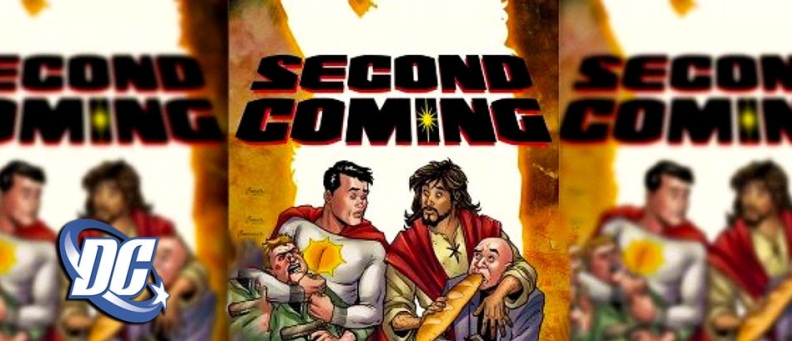 DC Comics Set To Release New Superhero Comic Book Second Coming