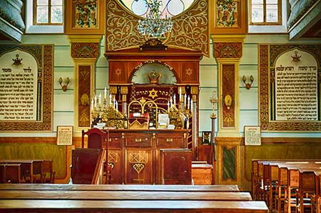 A typical Synagogue